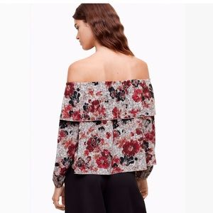 Aritzia Tops - Wilfred Free Floral Blouse